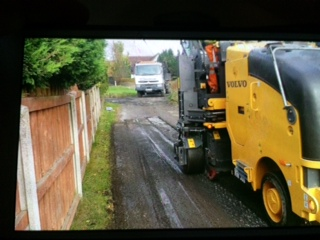 Road planing machines ready for hire in Bradford, Leeds, West Yorkshire and surrounding area