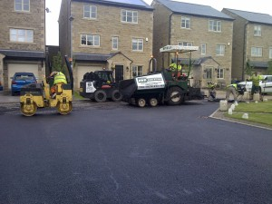 Tarmac surfacing in Bradford, Leeds, West Yorkshire and surrounding area